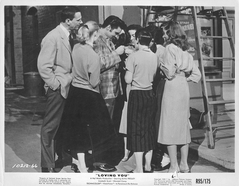 Loving You - USA press still 104 (1959)