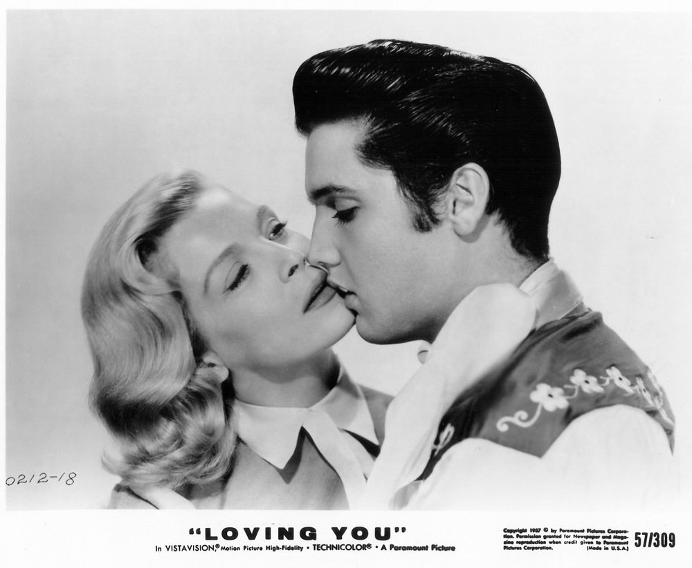 Loving You - USA press still 150
