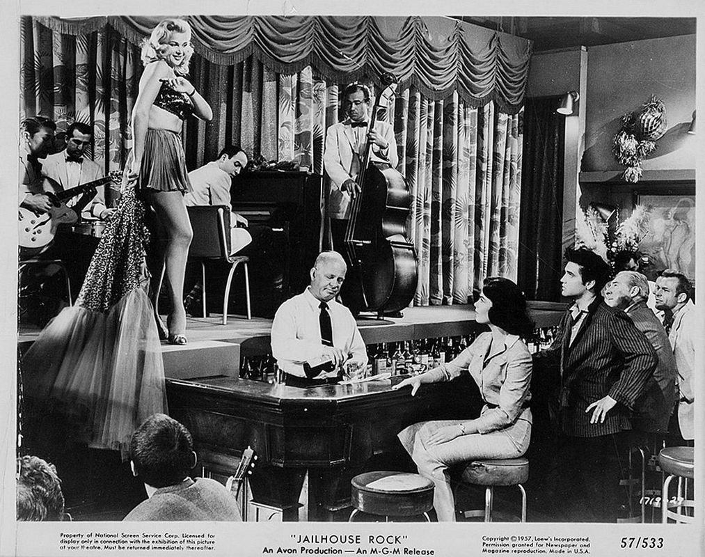 Jailhouse Rock - USA press still 57 10