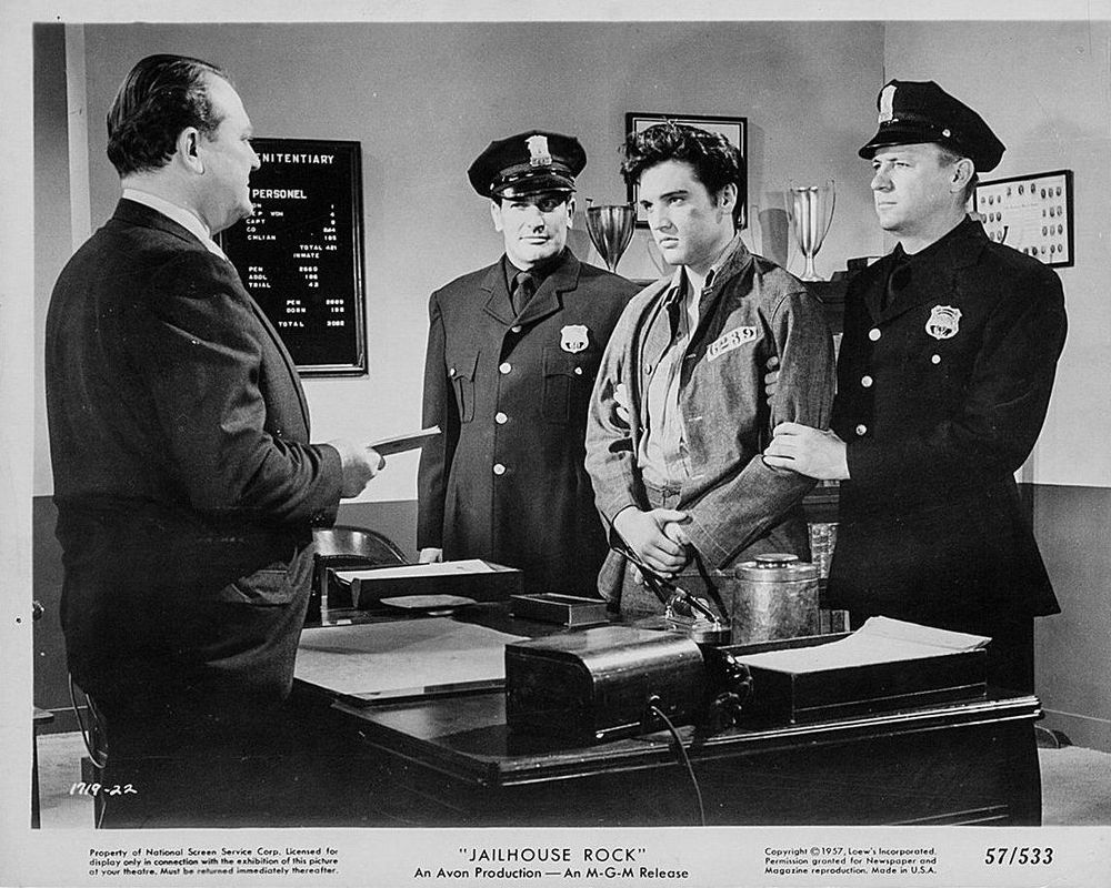 Jailhouse Rock - USA press still 57 12