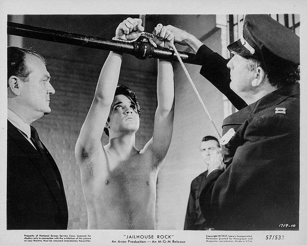 Jailhouse Rock - USA press still 57 13