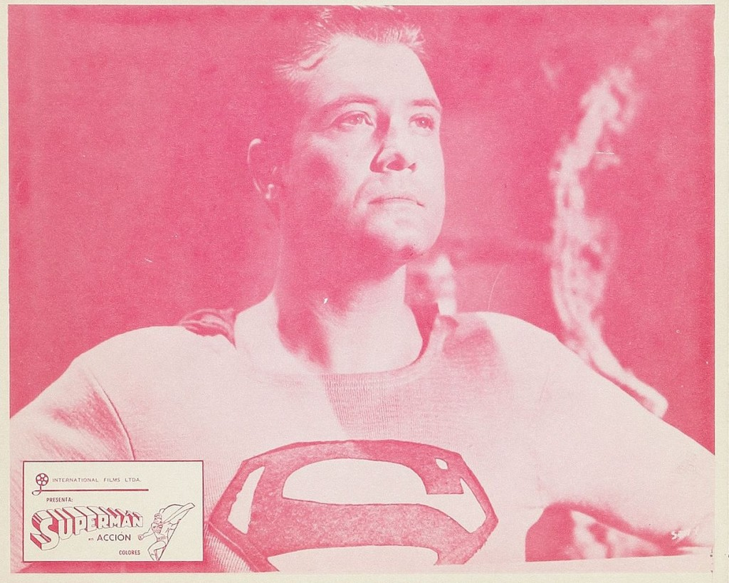 Superman and the Mole Men - Columbia lobby card 01