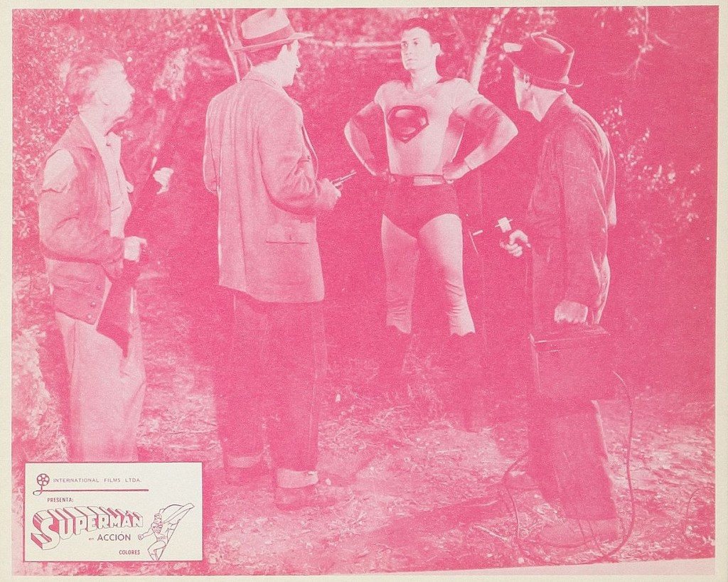 Superman and the Mole Men - Columbia lobby card 03