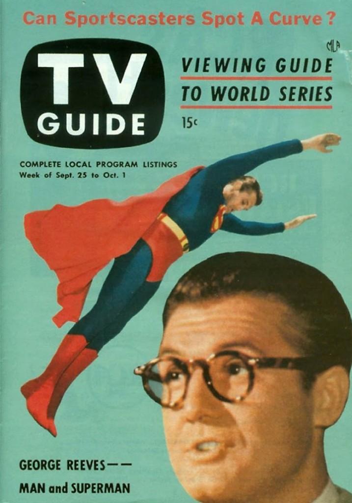 tv guide 1953