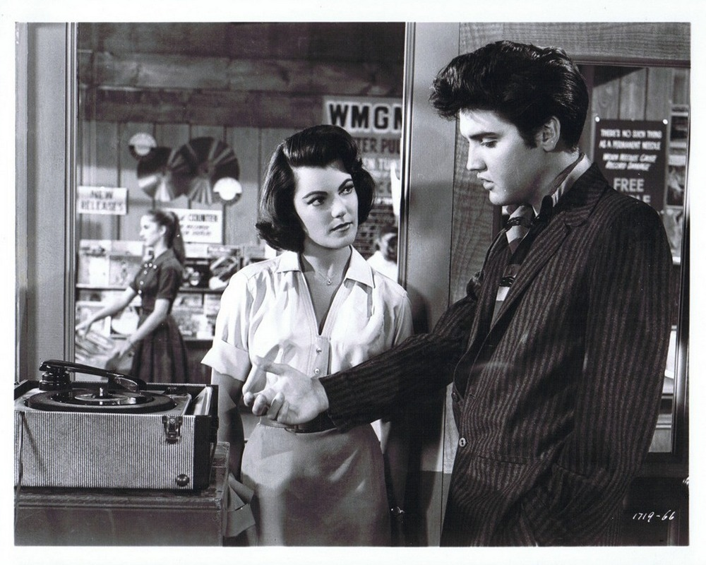 Jailhouse Rock - USA press still 100