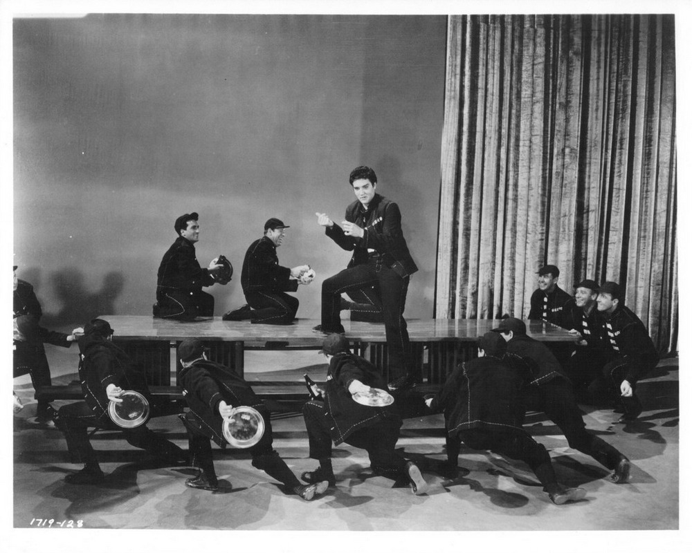 Jailhouse Rock - USA press still 101