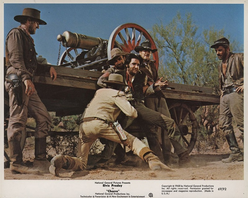Charro! - USA color press still 51