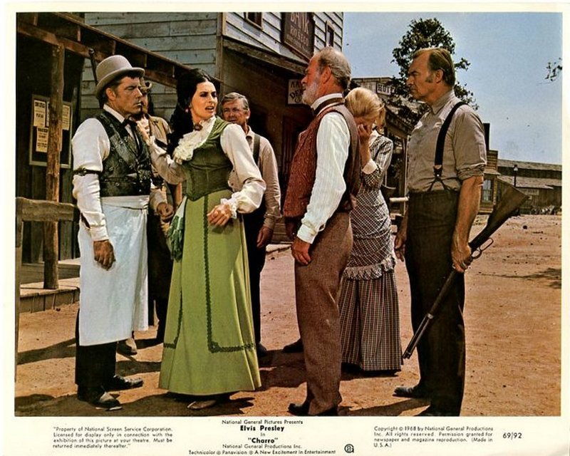 Charro! - USA color press still 52