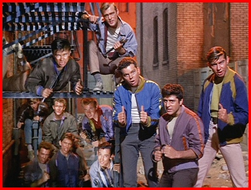 West Side Story 1961 Elvis Echoes Of The Past