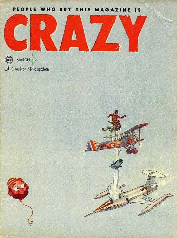 CRAZY (March, 1959)