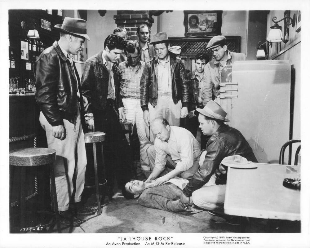 Jailhouse Rock - USA press still 60 05