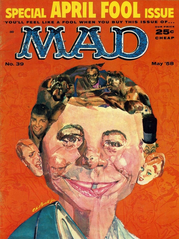 MAD (May 1958)