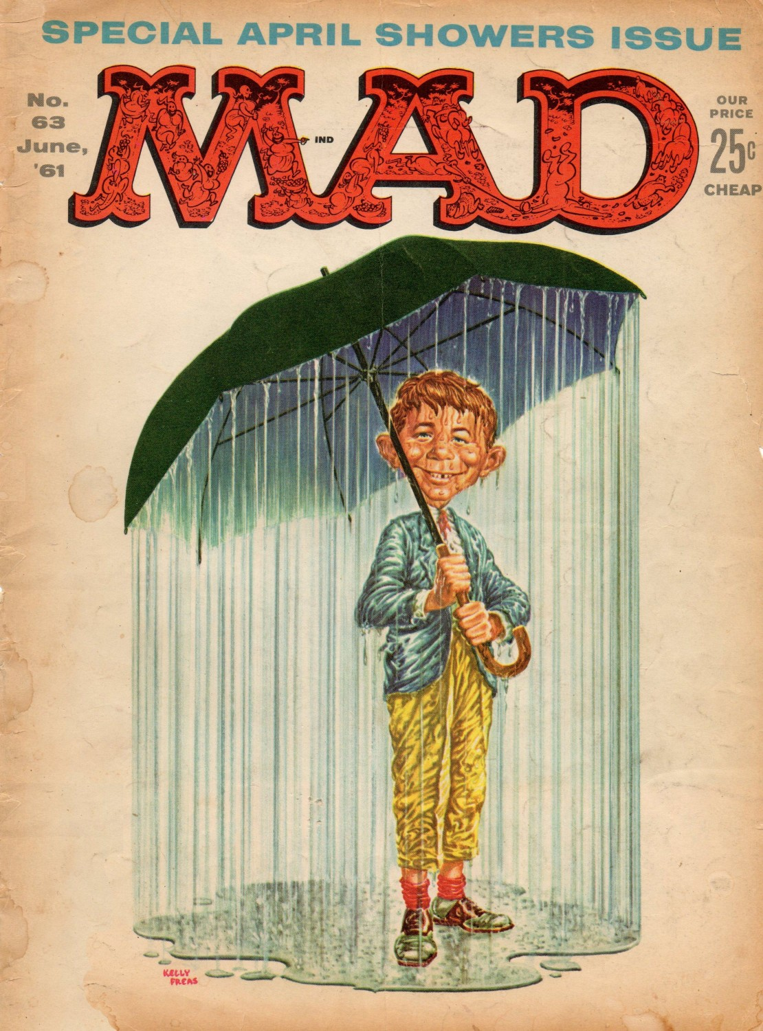Mad nr. 63 (June 1961) 01
