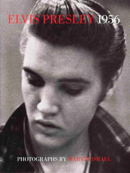 Marvin Israel - Elvis Presley 1956 - kopie