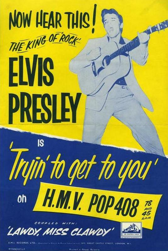 1957 HMV