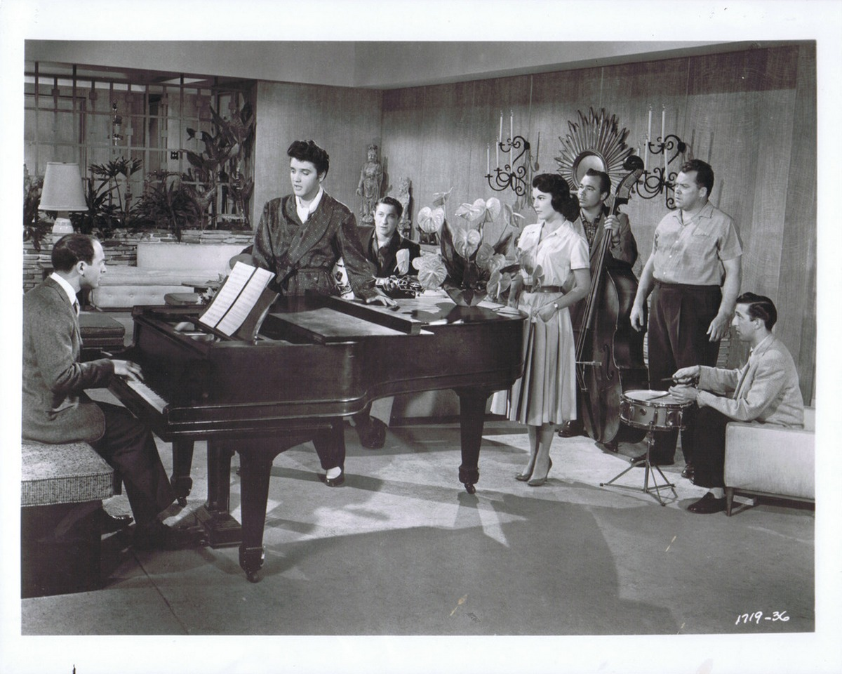 Jailhouse Rock - USA press still 99