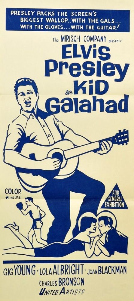 Kid Galahad - Australia insert