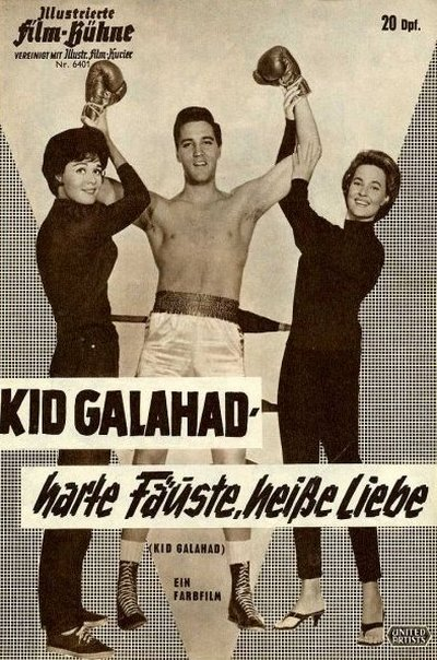 Kid Galahad - Germany filmbuhne