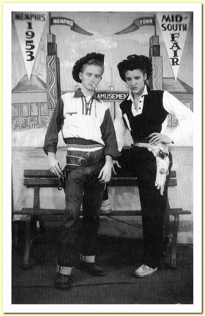1953 september Mid-South Fair with Gene Smith 02 - c