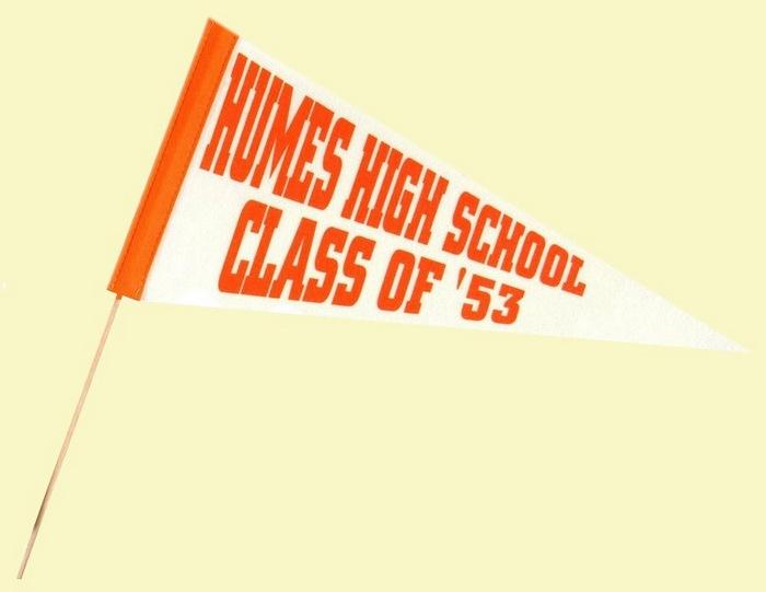 Class of 53 banner