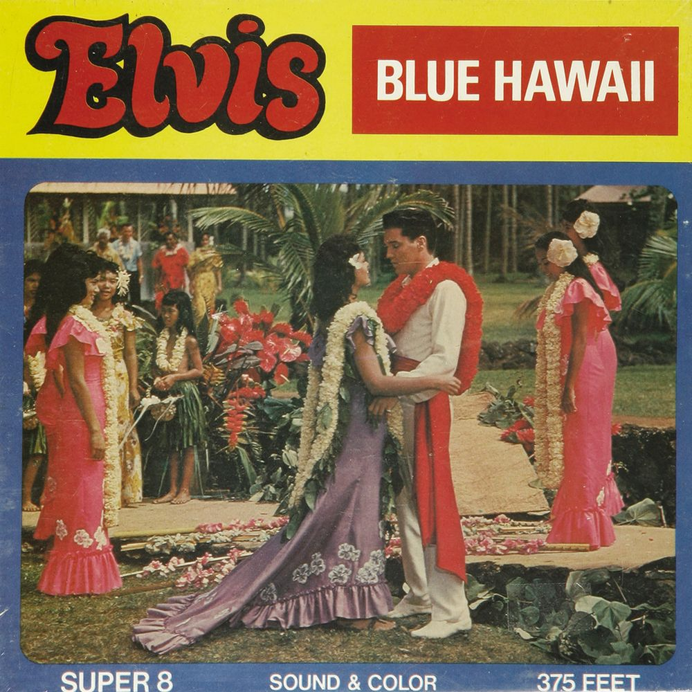 Ken Films Blue Hawaii