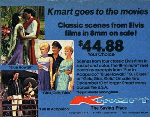 Ken Films K-Mart ad 1977