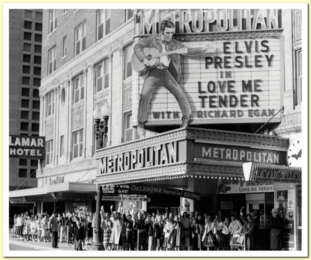 Love Me Tender - USA premiere Houston November 29, 1956 - kopie1