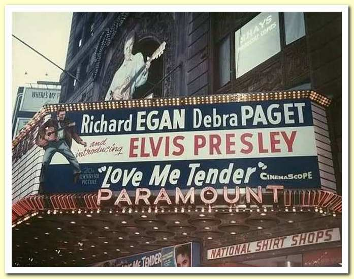 Love Me Tender - USA premiere New York 4