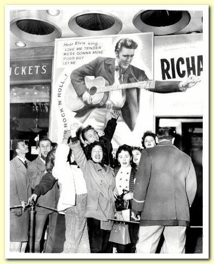 Elvis Presley; Fans