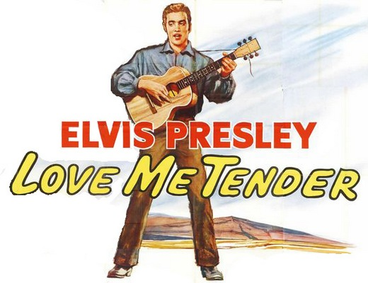 love me tender 1956 the premiere elvis echoes of the past. Black Bedroom Furniture Sets. Home Design Ideas