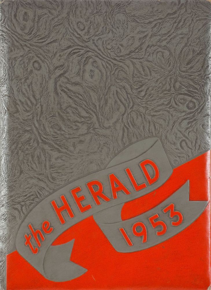 The Herald (Humes Yearbook 1953) 01