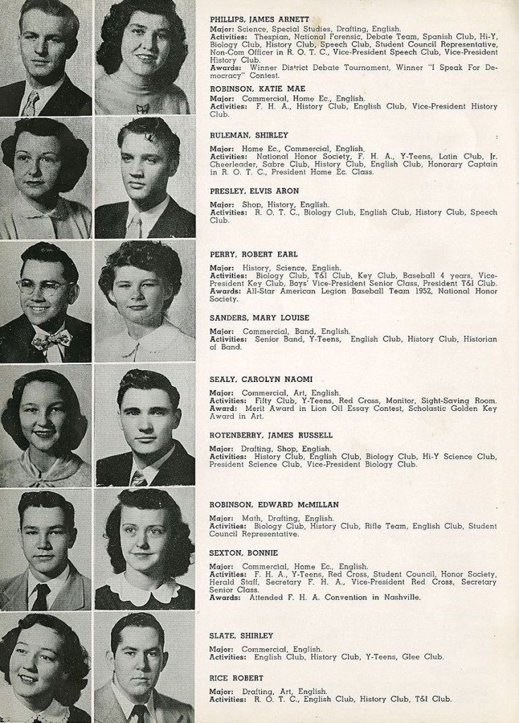 The Herald (Humes Yearbook 1953) 02