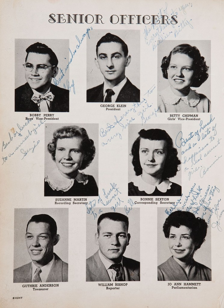 The Herald (Humes Yearbook 1953) 10