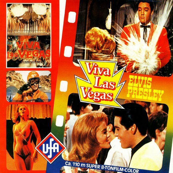 UFA Viva Las Vegas 3 teilen front