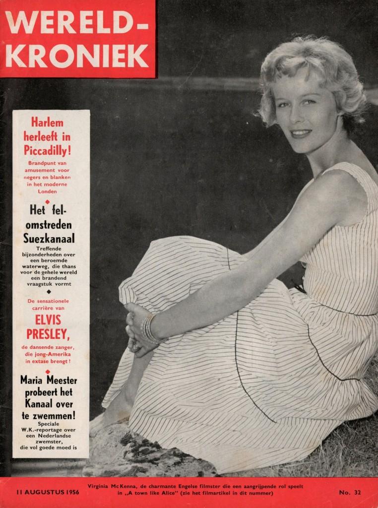 Wereldkroniek nr. 32 (August 1956) 0001
