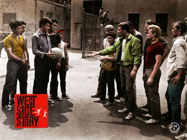 West Side Story - Germany lobby card 03