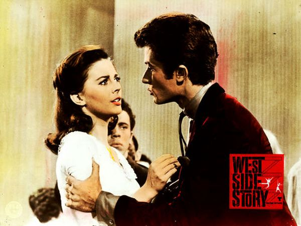 West Side Story - Germany lobby card 07