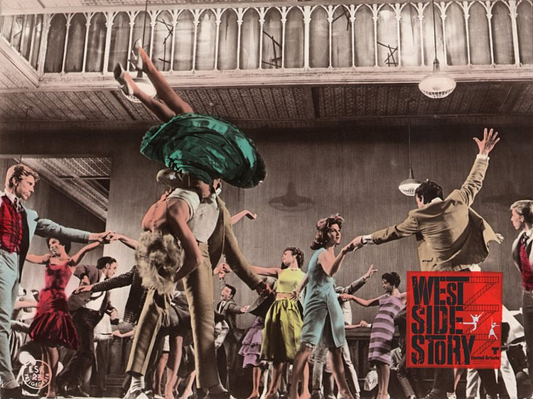 West Side Story - Germany lobby card 23