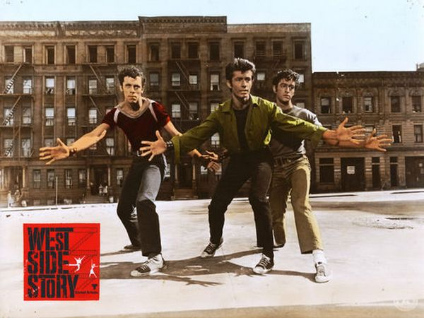 West Side Story - Germany lobby card 34