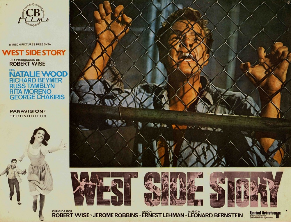 West Side Story - Spain lobby card 6