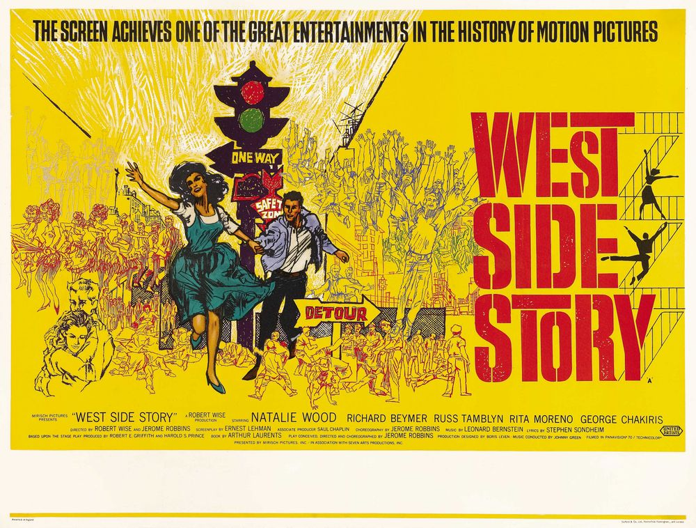 West Side Story - UK quad
