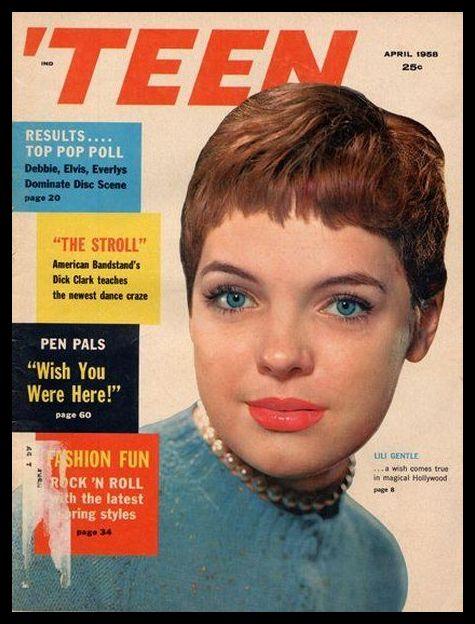 46 Teen (April 1958)