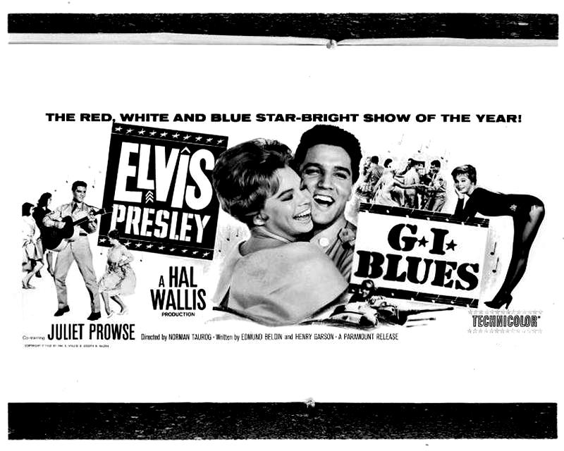 G.I. Blues - USA press still 004