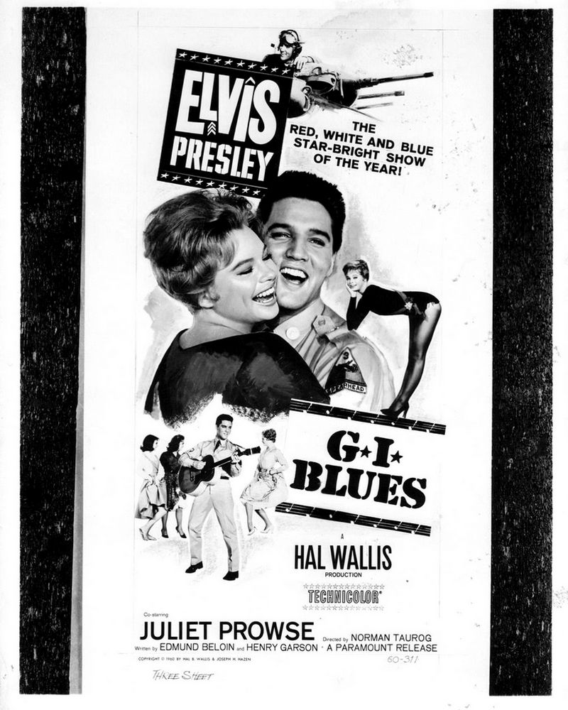 G.I. Blues - USA press still 006