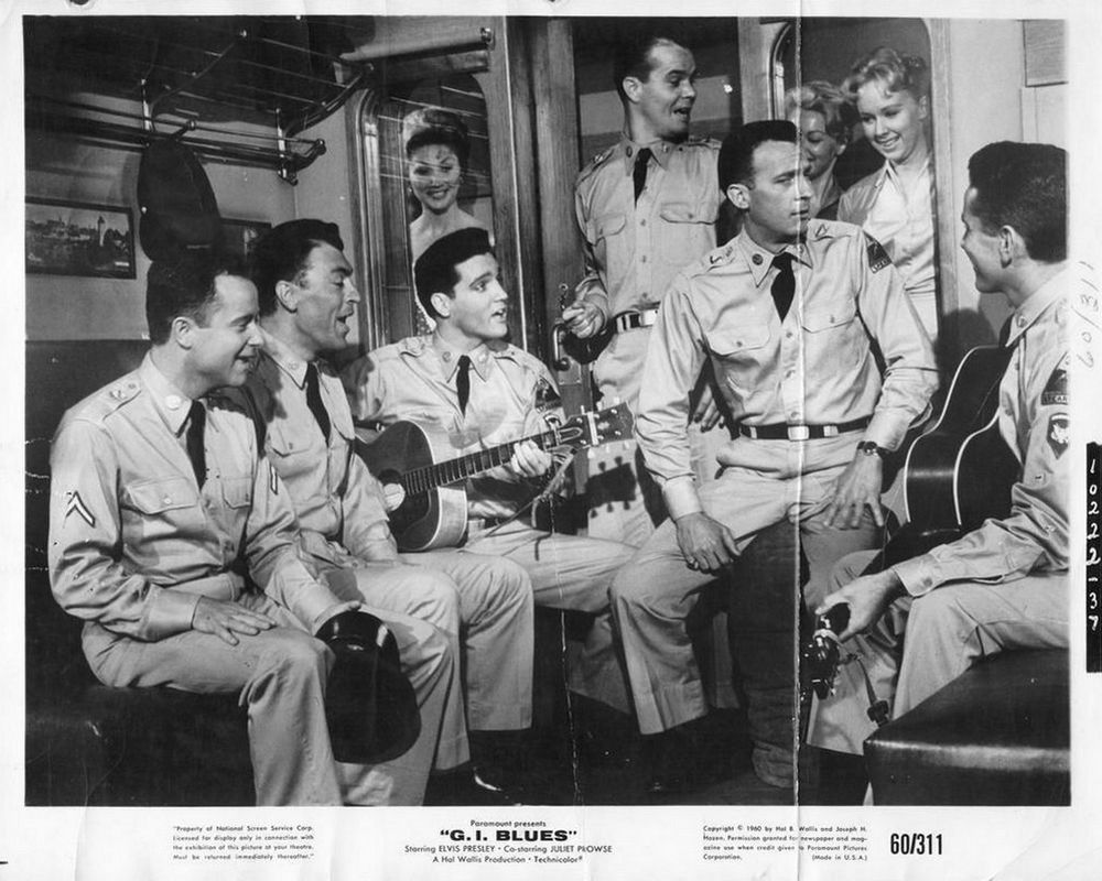 G.I. Blues - USA press still 60 03