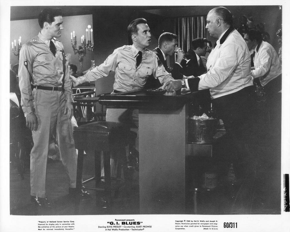 G.I. Blues - USA press still 60 05
