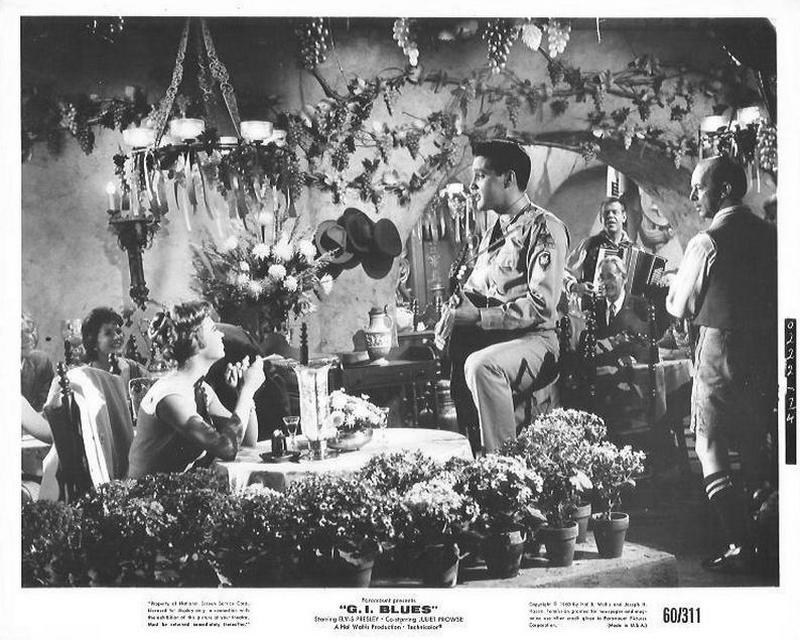 G.I. Blues - USA press still 60 08