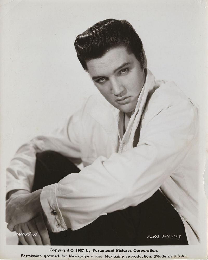 Loving You 1957 The Stills Elvis Echoes Of The Past