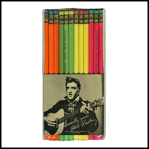 12 1956 EPE Pack Of Pencils 01