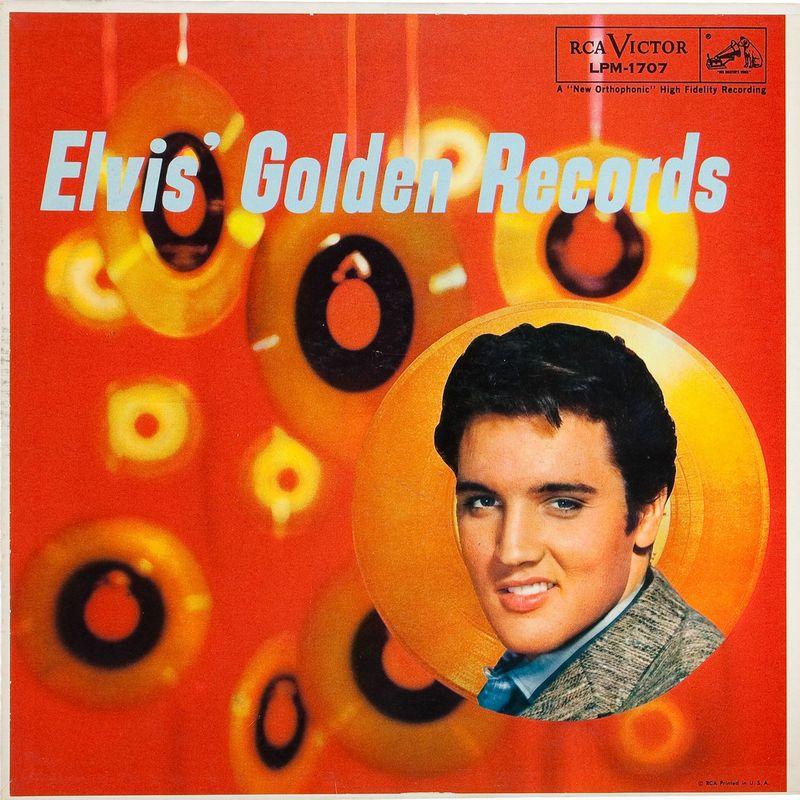 1958-03 Elvis' Golden Records